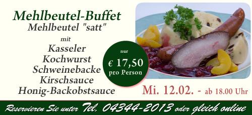 1. Grünkohl-Buffet